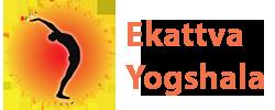 Ekattva Yogshala logo