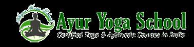 Ayur Yoga School logo