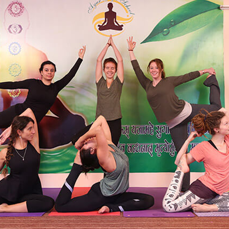 500 Hour Yoga Teacher Training in Rishikesh (Advanced Yoga TTC)