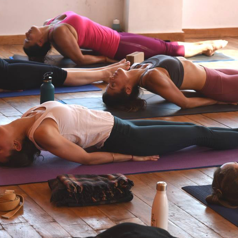 500 Hour Yoga Teacher Training in Dharamshala (Advanced Course)