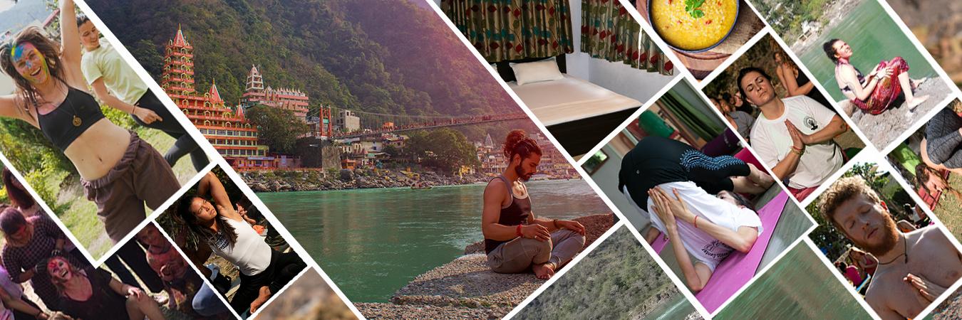 100 Hour Yoga Teacher Training in Rishikesh (Beginners Course)