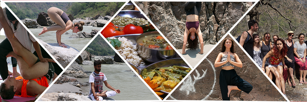 Blissful Yoga Retreat in Rishikesh, India - 15 Days