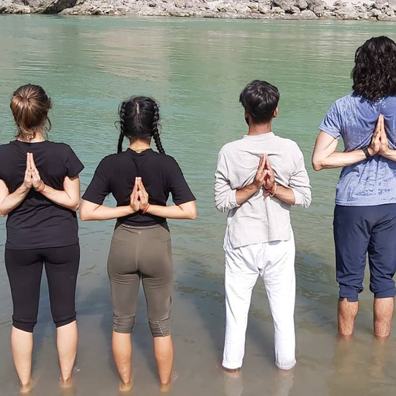 100 Hour Yoga Teacher Training in Rishikesh (Beginners and Intermediate level) - 2019