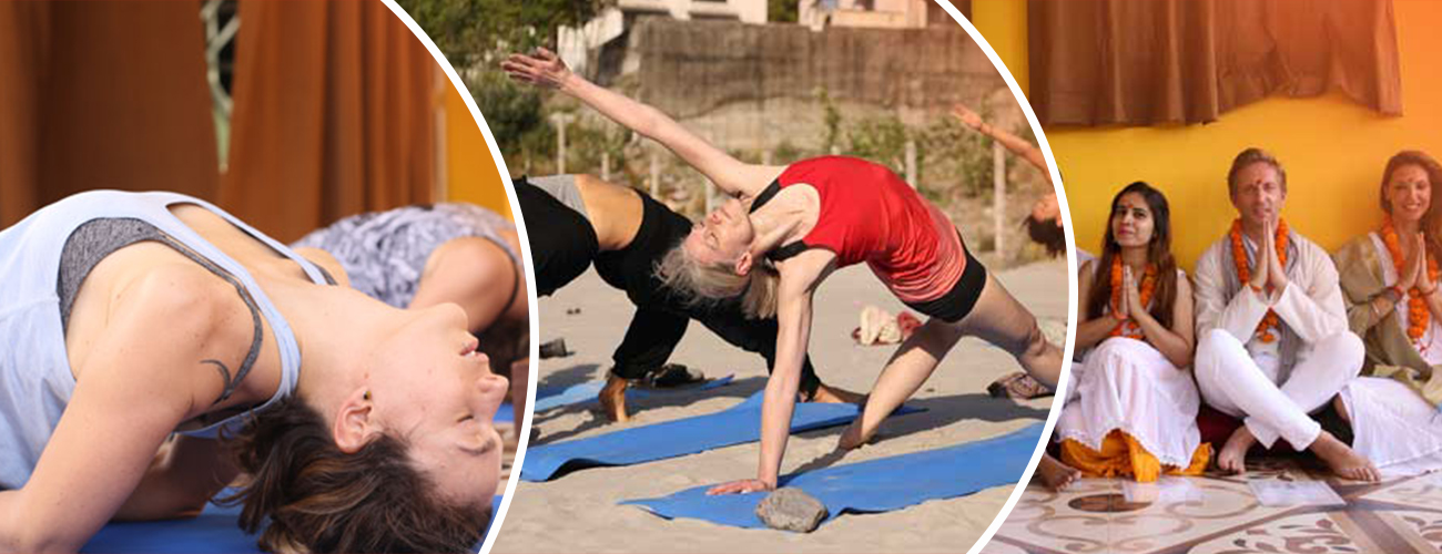 200 Hour Yoga Teacher Training in Shimla (Hatha, Asthanga Yoga TTC)
