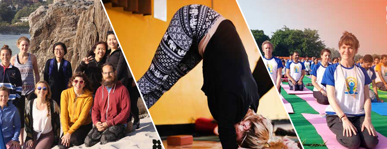 500 Hour Yoga Teacher Training In Rishikesh (Residential Hatha & Asthanga)