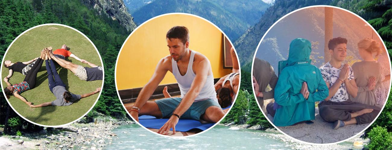 Rejuvenate Wellness Himalayan Yoga Retreat in Rishikesh - 7 Days