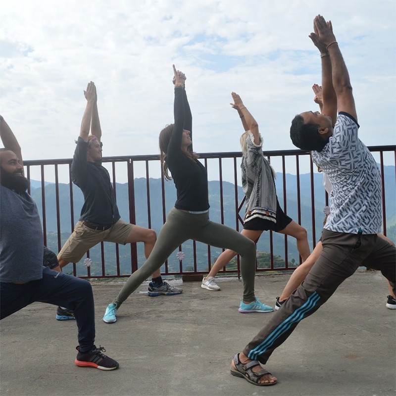 200 Hour Yoga Teacher Training in Rishikesh (Intensive)