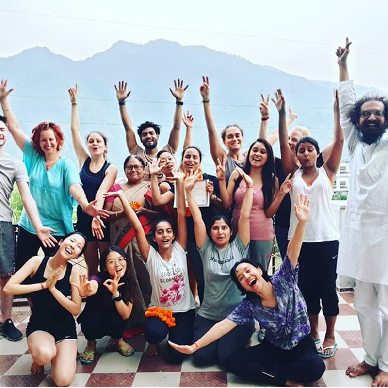 500 Hour Yoga Teacher Training in Rishikesh (Comprehensive Yoga TTC)