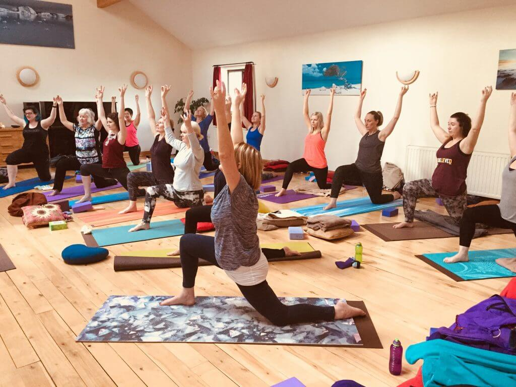 500 Hour Yoga Teacher Training in Rishikesh (RYT) - 54 Days