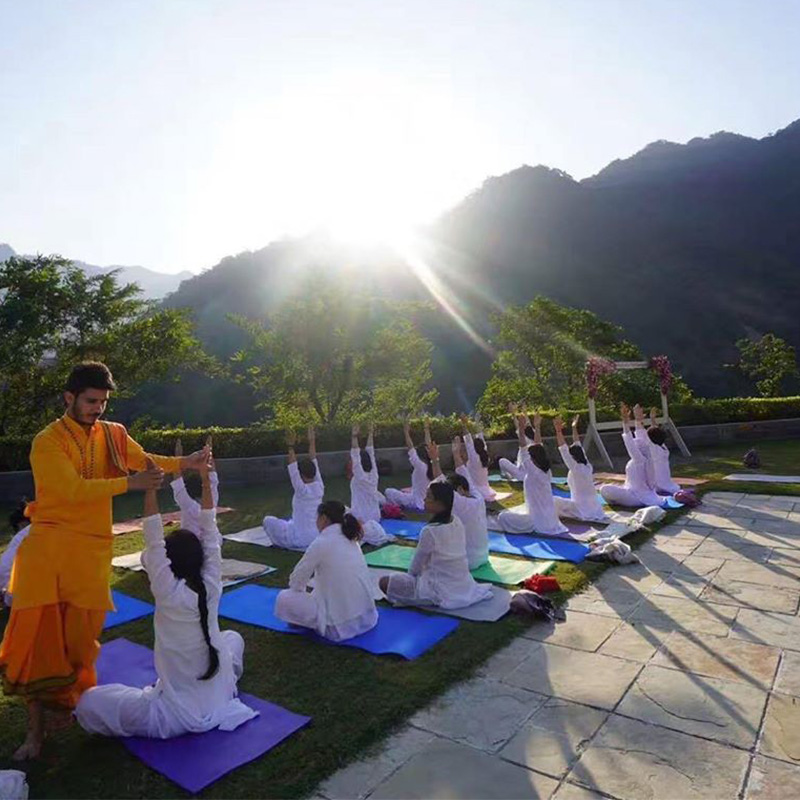200 Hour Yoga Teacher Training in Rishikesh (Extensive Program)