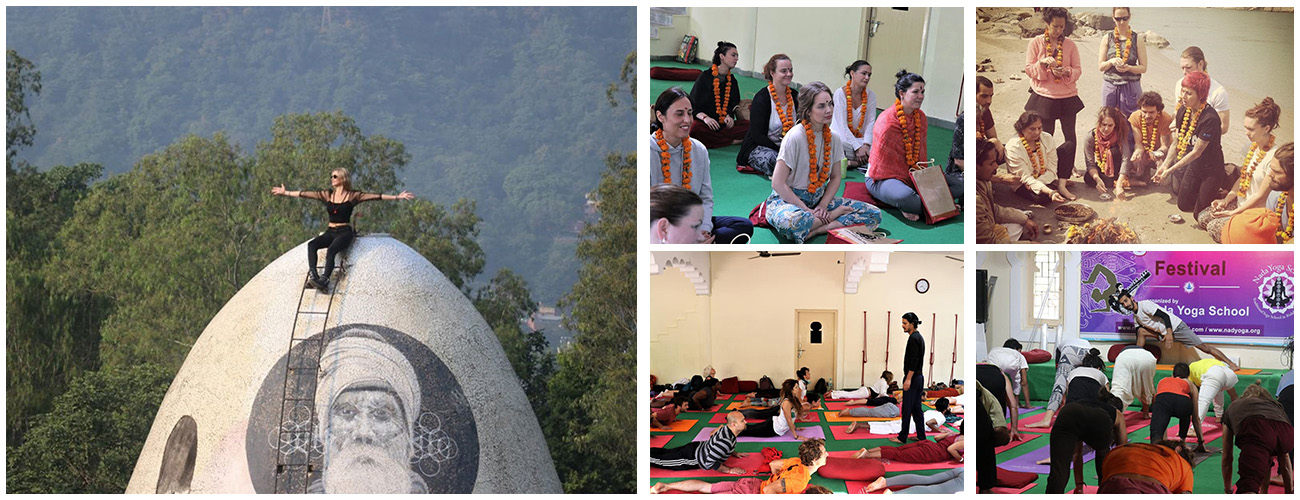 300 Hour Yoga Teacher Training In Rishikesh (Advance Transformational)