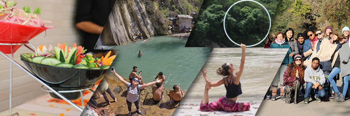 Meditation & Yoga Retreat in Rishikesh, India - 7 Days