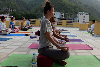 Meditation & Yoga Retreat in Rishikesh, India