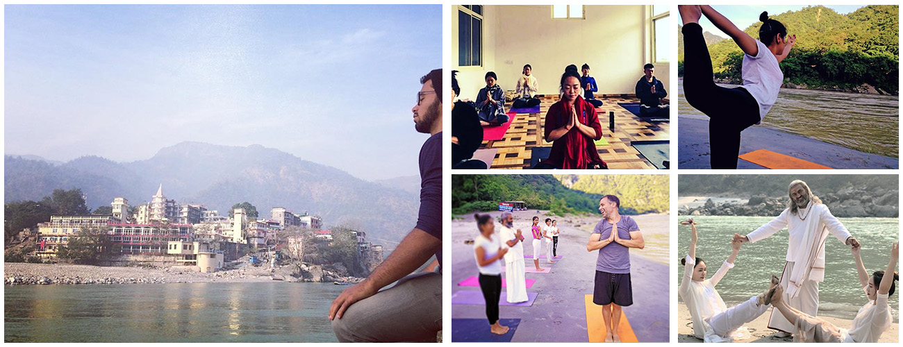 Himalayan Spiritual Yoga Retreat in Rishikesh