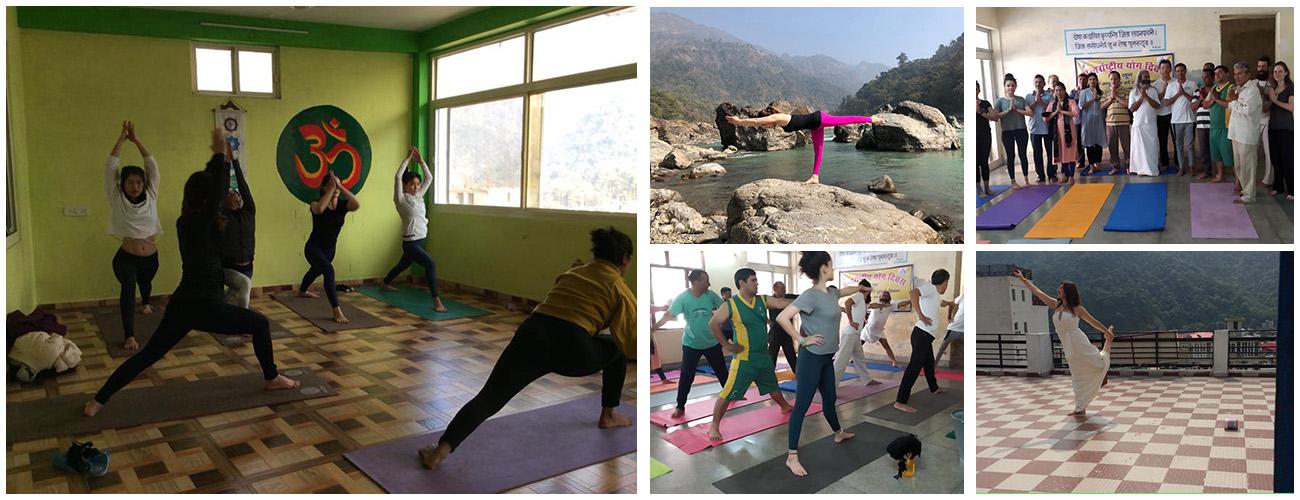 300 Hour Yoga Teacher Training in Rishikesh (Residential Yoga TTC)