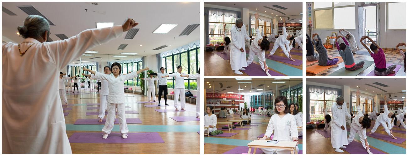 200 Hour Yoga Teacher Training in Rishikesh (Yoga For Soul)