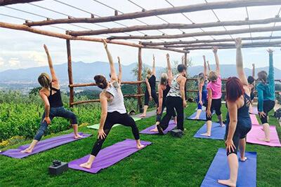 Spiritual Yoga Retreat in Rishikesh