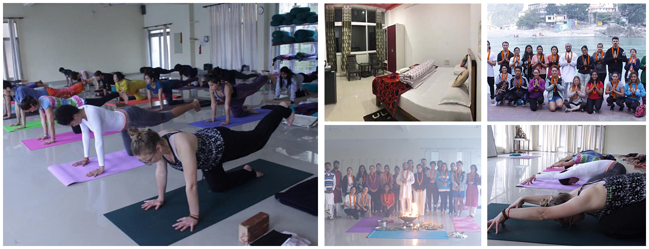 300 Hour Yoga Teacher Training in Rishikesh (Multi-style Hatha & Asthanga Course)