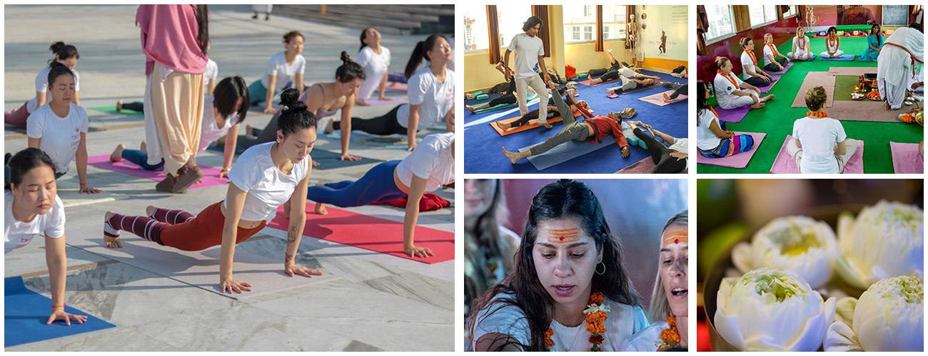 100 Hour Yoga Teacher Training Rishikesh (Hatha Yoga Teacher Training)