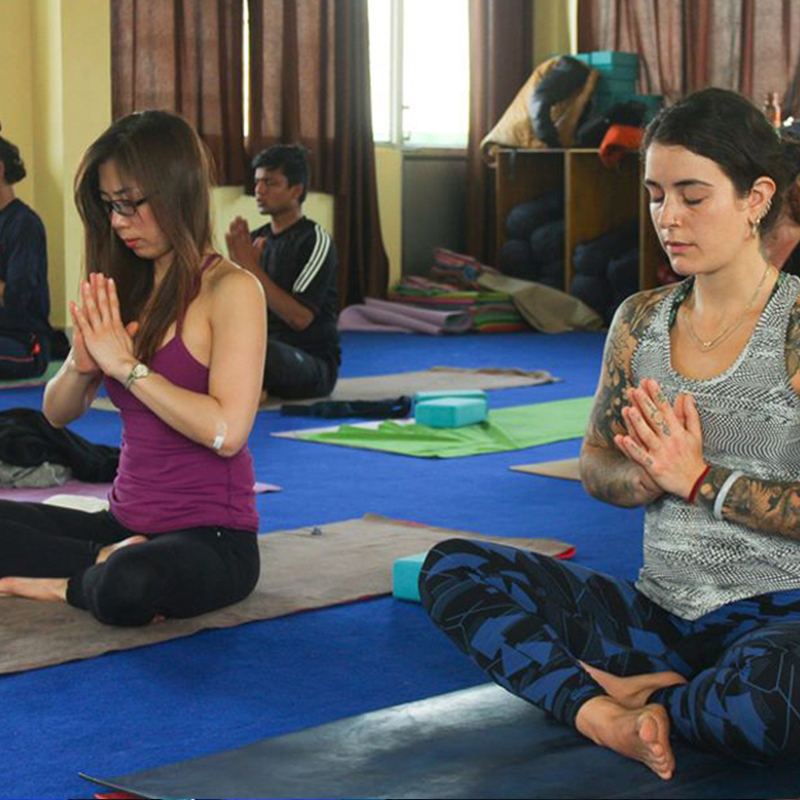 200 Hour Yoga Teacher Training in Goa (Intensive Asthanga/Hatha Yoga)