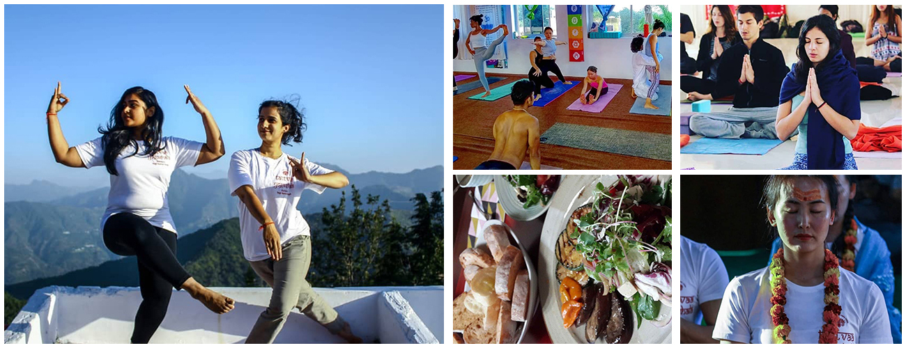 200 Hour Yoga Teacher Training in Rishikesh (New to Asthanga Yoga TTC)