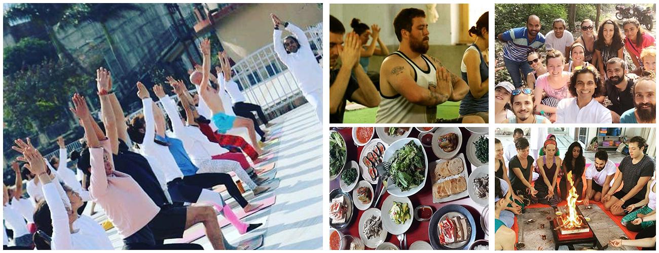 300 Hour yoga teacher training Rishikesh (Primary series Ashtanga yoga)