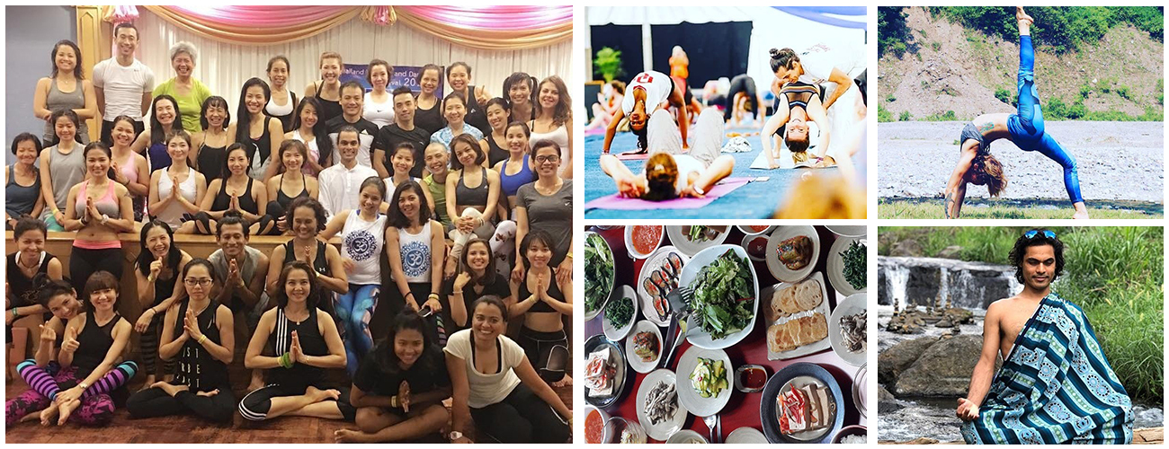 One & Two Weeks Residential Yoga Retreat in Rishikesh