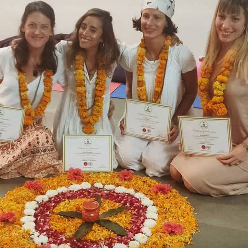 Yoga and Meditation Retreat in Rishikesh - 10 Days