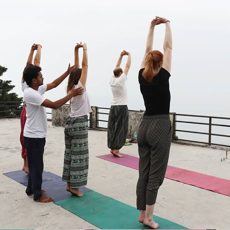 Yoga Philosophy Retreat in Rishikesh - 9 Days