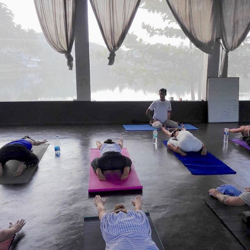 100 Hour Yoga Teacher Training in Goa (Beginner Yoga Course)