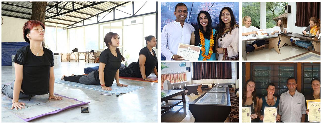 200 Hour Yoga Teacher Training In Rishikesh (Ayurveda Training)