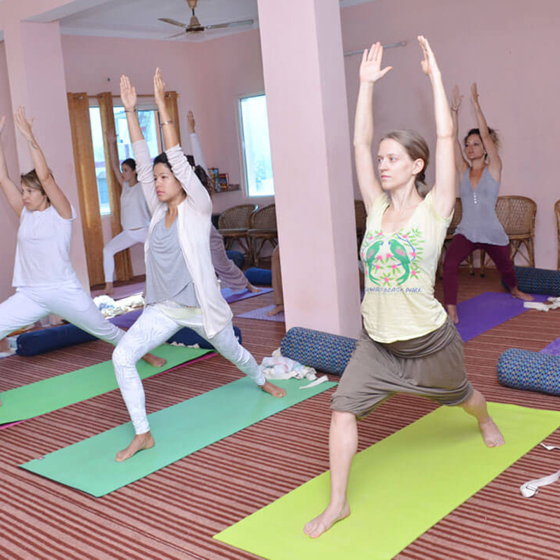 200 Hour Yoga Teacher Training In Rishikesh (Ayurveda Training)