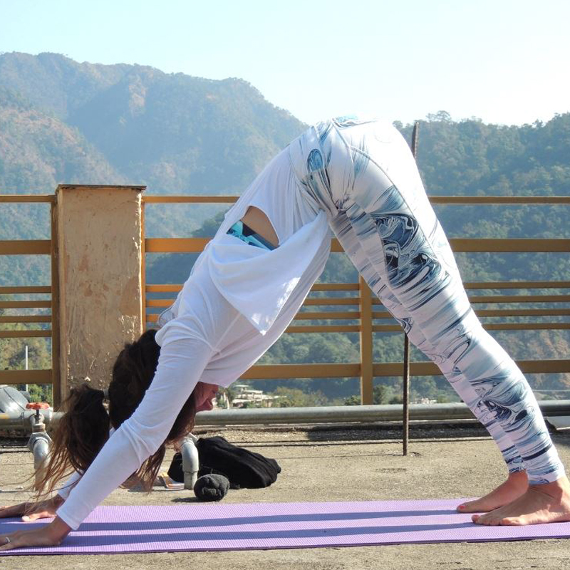 200 Hour Yoga Teacher Training in Dharamshala (Spiritual Yoga Practice)