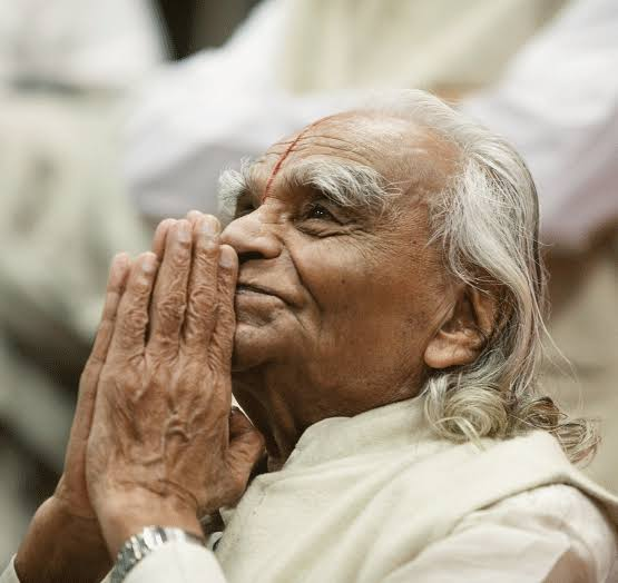 B.K.S. Iyengar, one of India's most prominent Yoga teacher