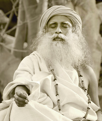 Jaggi Vasudev : Founder of Isha Foundation