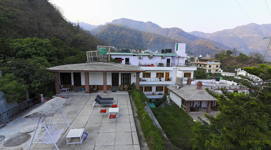 Cheap place to stay Swiss cottage and spa Rishikesh